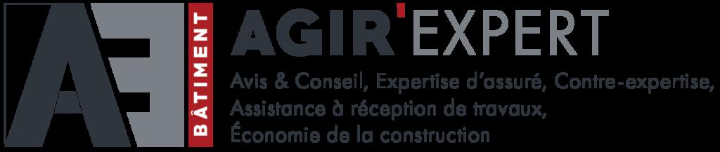 Logo Agir Expert Bâtiment Charente-Maritime